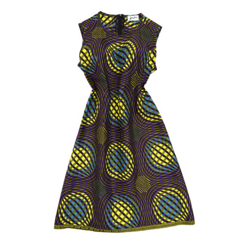 time4africa - Shift Dress No1