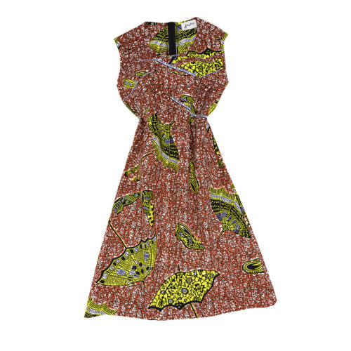 time4africa - Shift dress No2