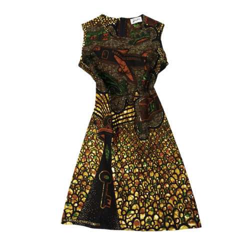 time4africa - Shift Dress No6