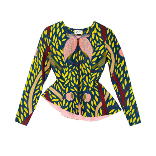 time4africa - Peplum jackets No1
