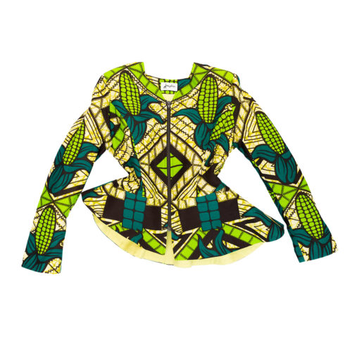 time4africa - Peplum jackets No2