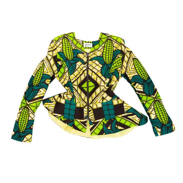 time4africa - Peplum jackets No2