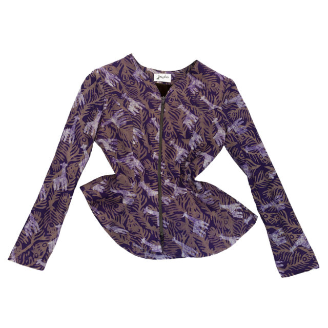 time4africa - Peplum jackets No3