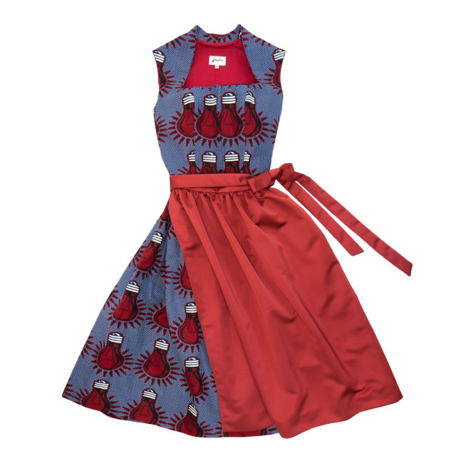 time4africa - Dirndl No1