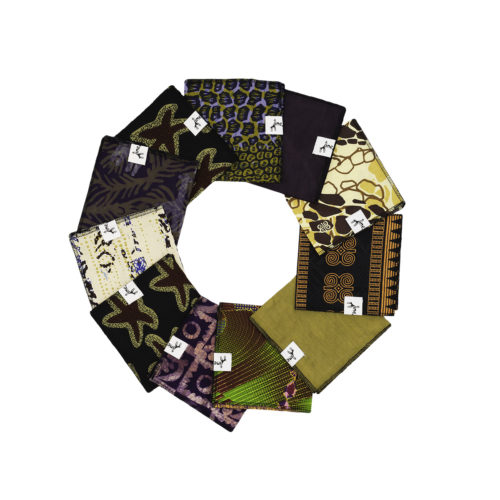 time4africa - Pocket Squares